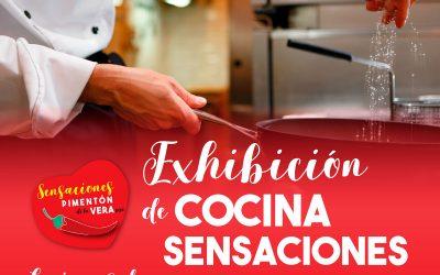 Exhibición de Cocineros ACOCYREX