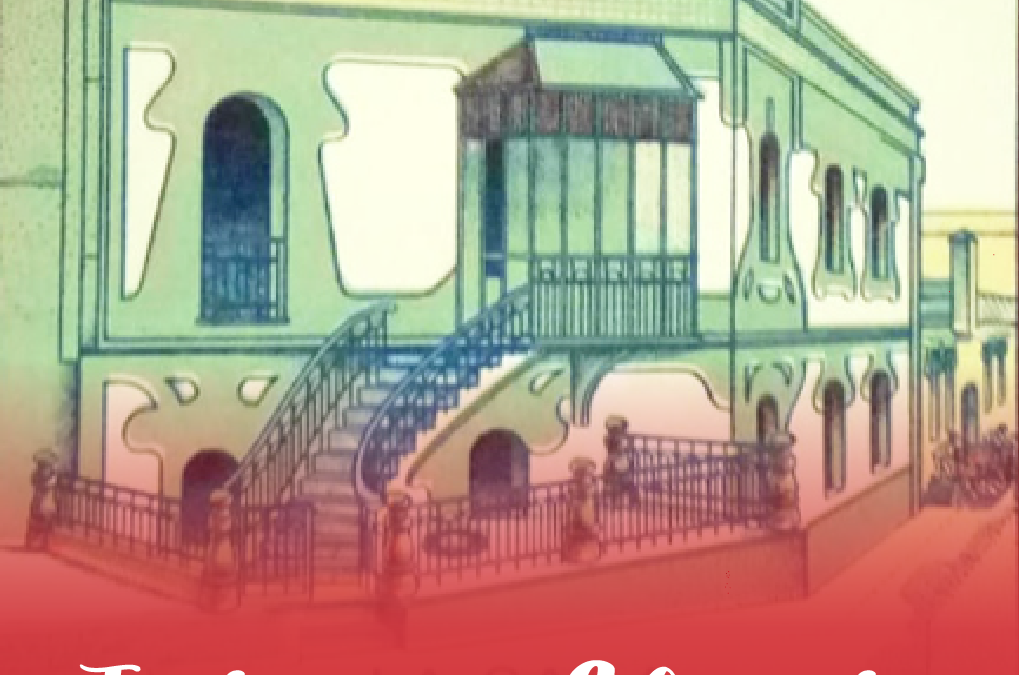 TERTULIA ABIERTA: Historia de la Industria del  Pimentón en Plasencia