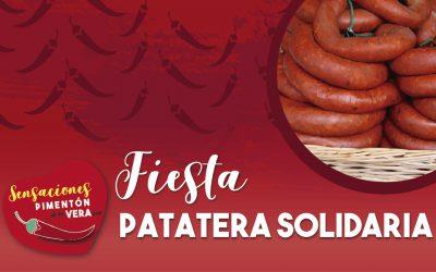 FIESTA DE LA PATATERA SOLIDARIA