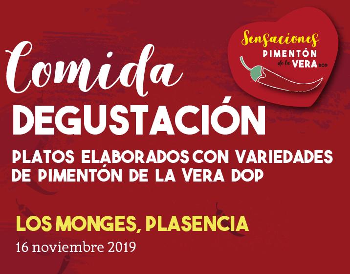 COMIDA DEGUSTACIÓN LOS MONGES